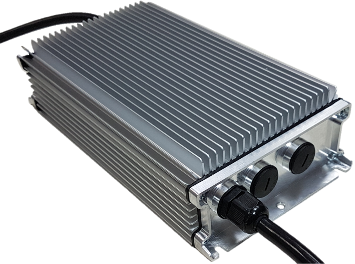 DDP600 SC Sealed AC/DC Power Supplies