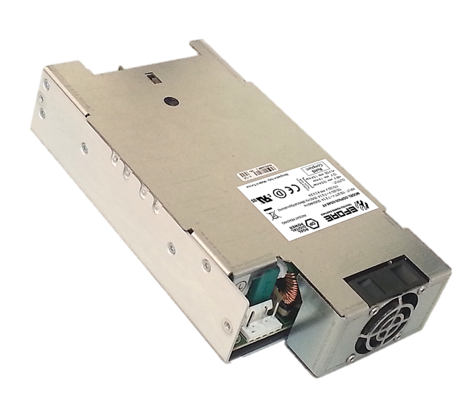 DDP600 Front-Fan Medical Grade Power Supply