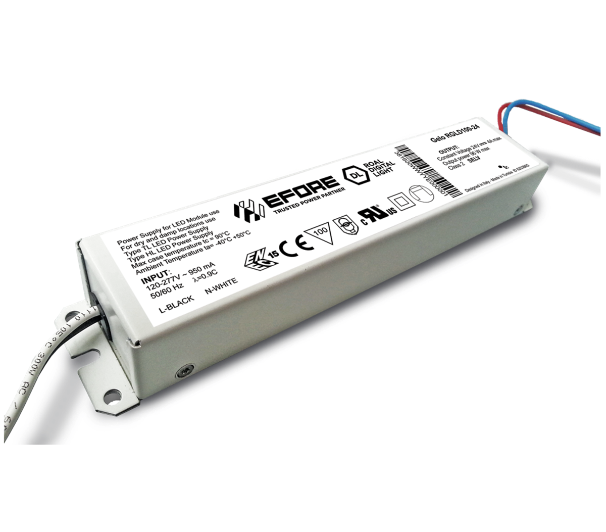 GELO Constant Voltage LED Power Supply