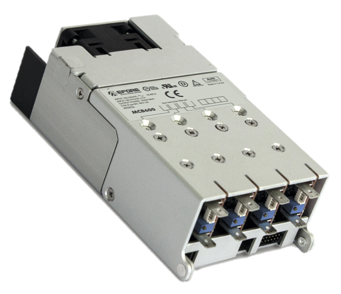 MCB600 Multi-Output Power Supply