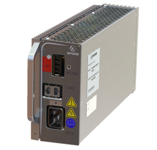 MHE Rectifiers for DC Power System