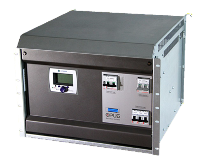 Opus C 7U DC Power System