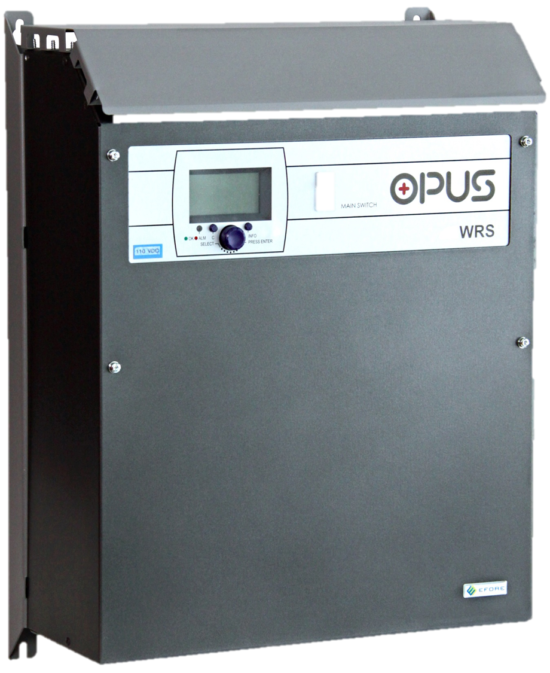 Opus WRS DC Power System
