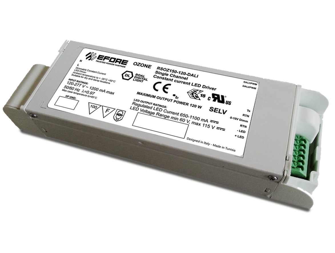 Ozone 150 Programmable LED Driver