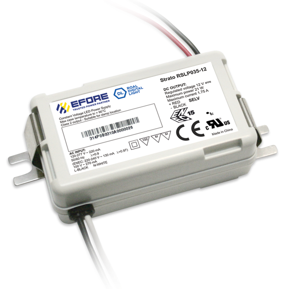 STRATO 35 Constant Voltage LED Power Supplies