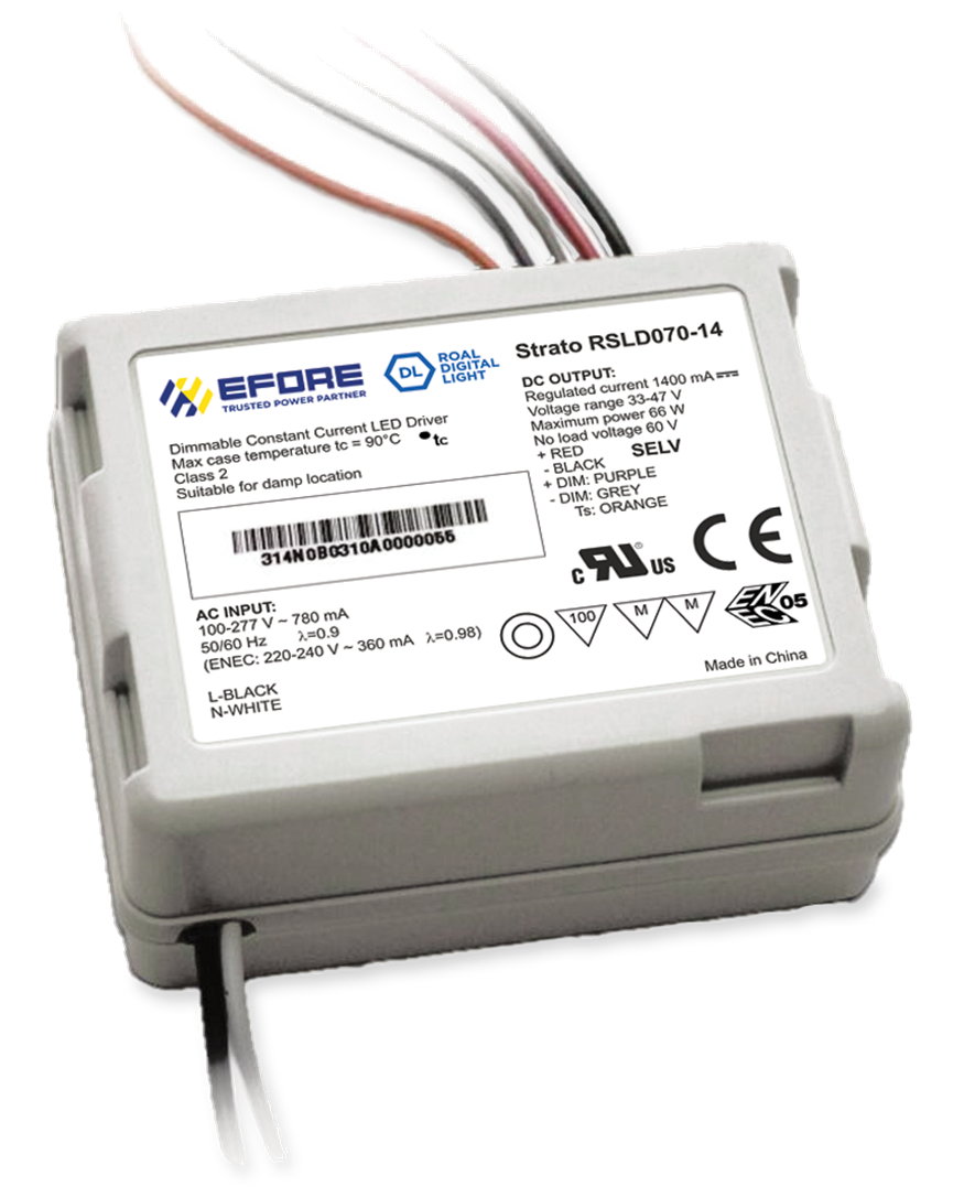 STRATO 70 Constant Current LED Driver